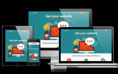 basic website setup