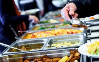 Catering and Scheduling